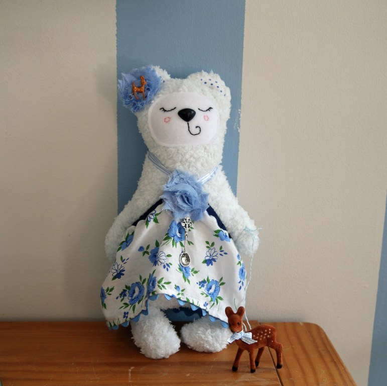 il fullxfull 315391117 One of a Kind Art Bears @ Sweet Sophie Blues
