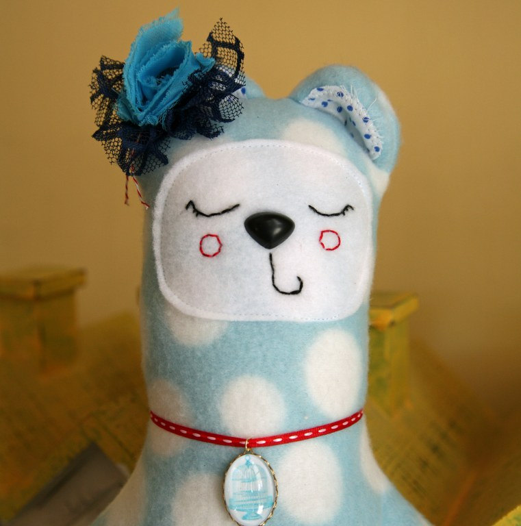 il fullxfull 315398363 One of a Kind Art Bears @ Sweet Sophie Blues