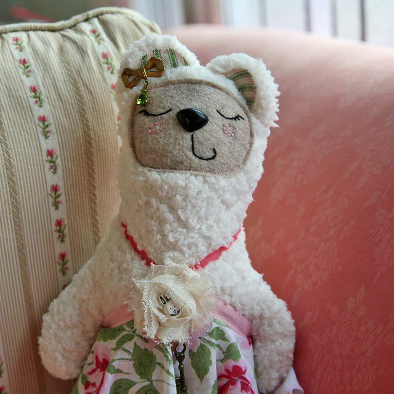 il fullxfull 315830691 One of a Kind Art Bears @ Sweet Sophie Blues