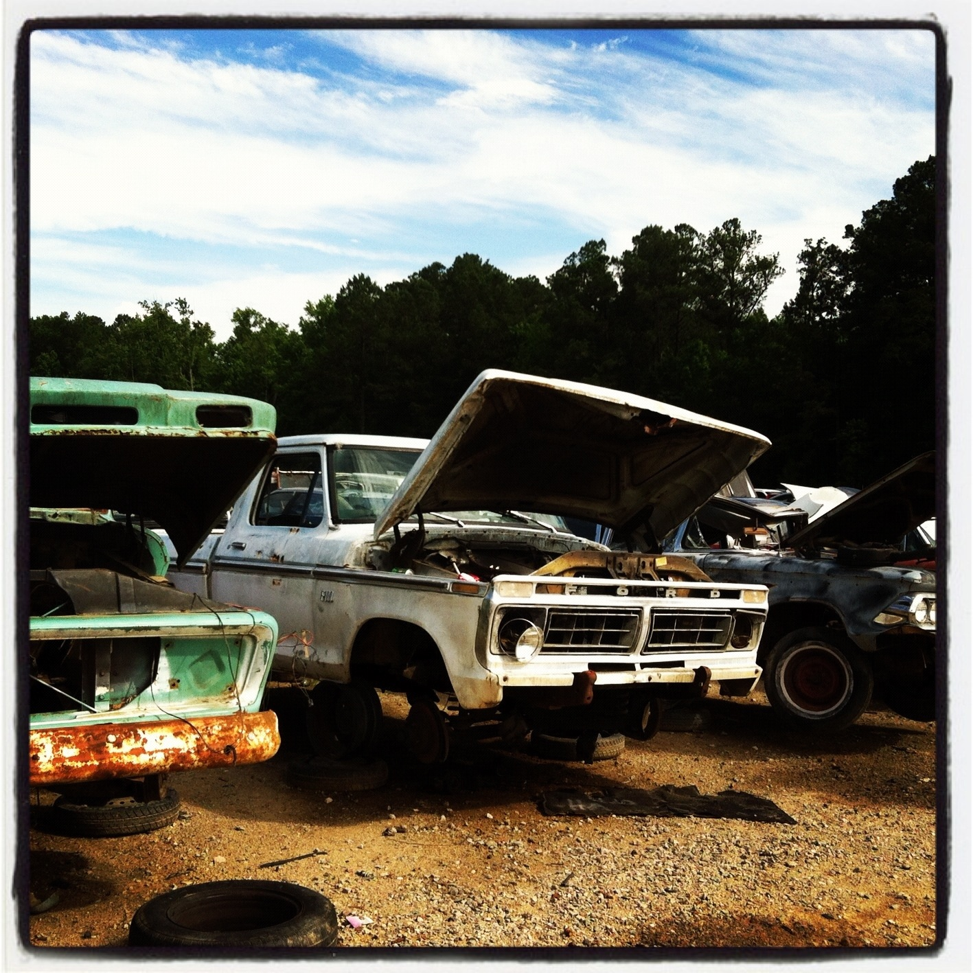 20120601 120852 I Heart Instagram & The Junkyard