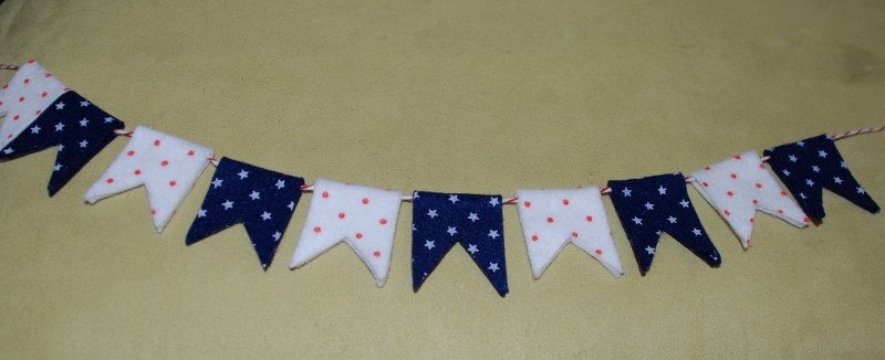 dsc 0197 800x326 DIY Patriotic Mini Bunting
