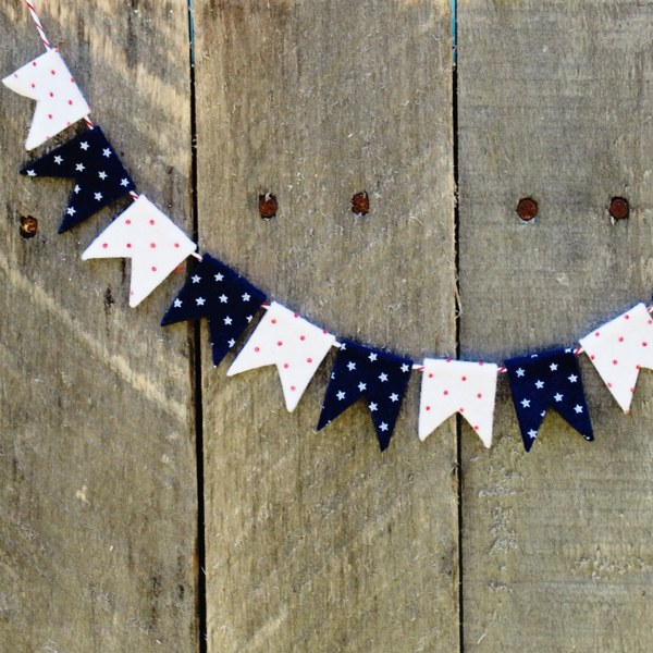 dsc 0266 600x600 DIY Patriotic Mini Bunting