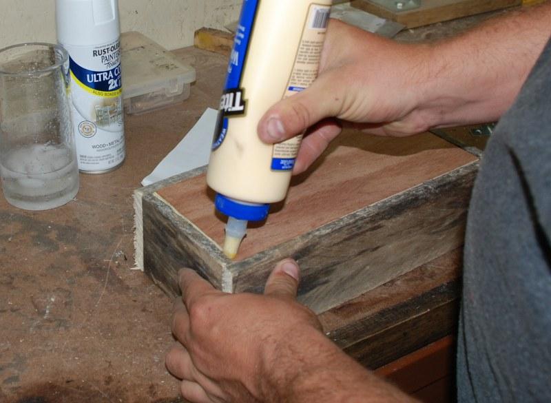 dsc 0055 800x5851 DIY Rustic Pallet Wood Boxes