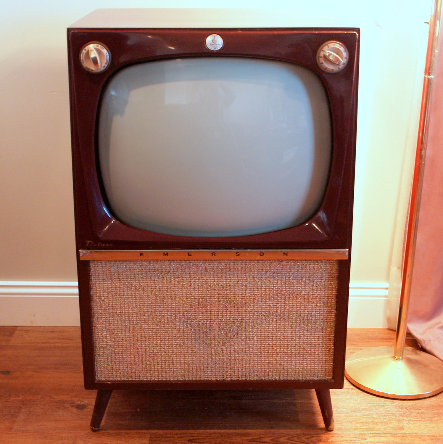 Old Console Tv ~ Vintage barware my so called crafty life