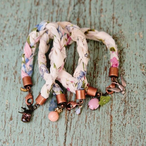 IMG 0540 copy 598x600 DIY Sweet Hankie Bracelets