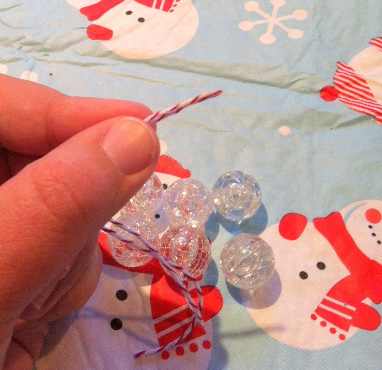 Не детские новогодние игрушки своими руками