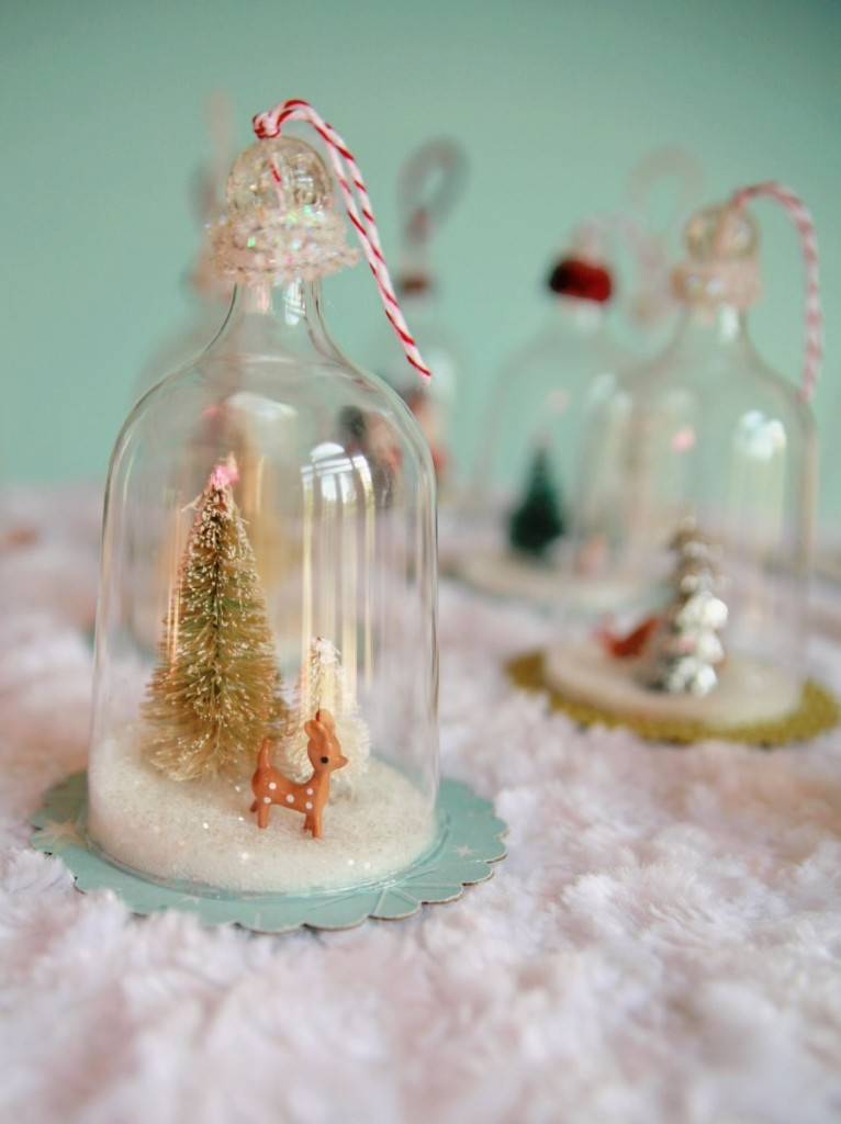 IMG 5420 898x1200 766x1024 DIY Vintage Inspired Bell Jar Ornaments