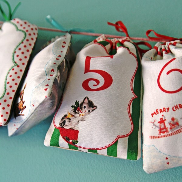 IMG 8570 600x600 DIY Drawstring Bag Advent Calendar