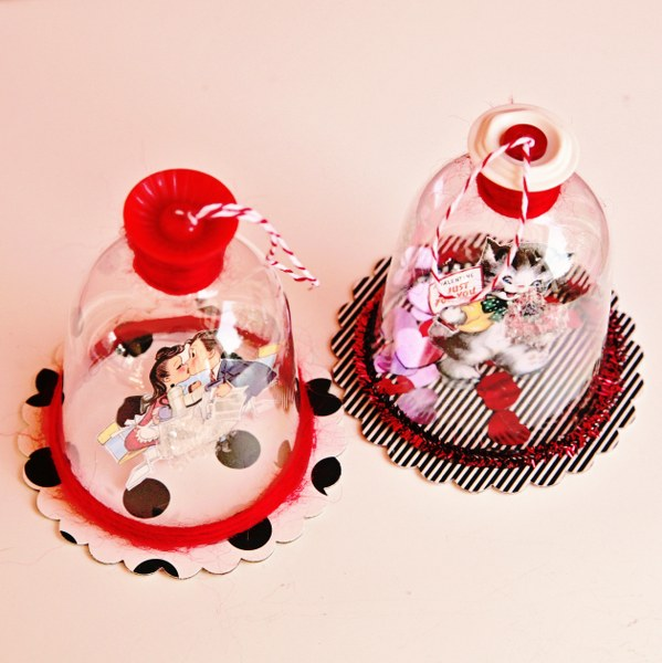 IMG 0098 copy 599x600 14 Days of Love  Valentines Day Bell Jars