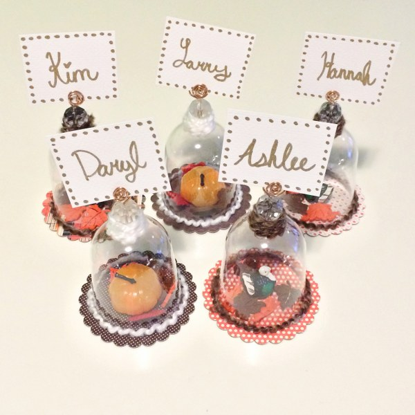 IMG 3894 600x600 Thankgiving Bell Jar Place Cards