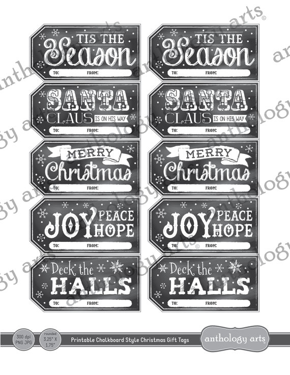 il 570xN.537189869 3sjk I Heart Etsy Fridays  Christmas Printable