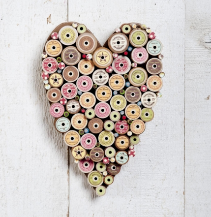 lovely valentines craftslg ss1 Valentines DIY Round Up