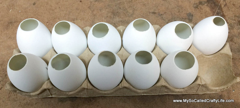 17 photo 4 DIY Easter Egg Vases