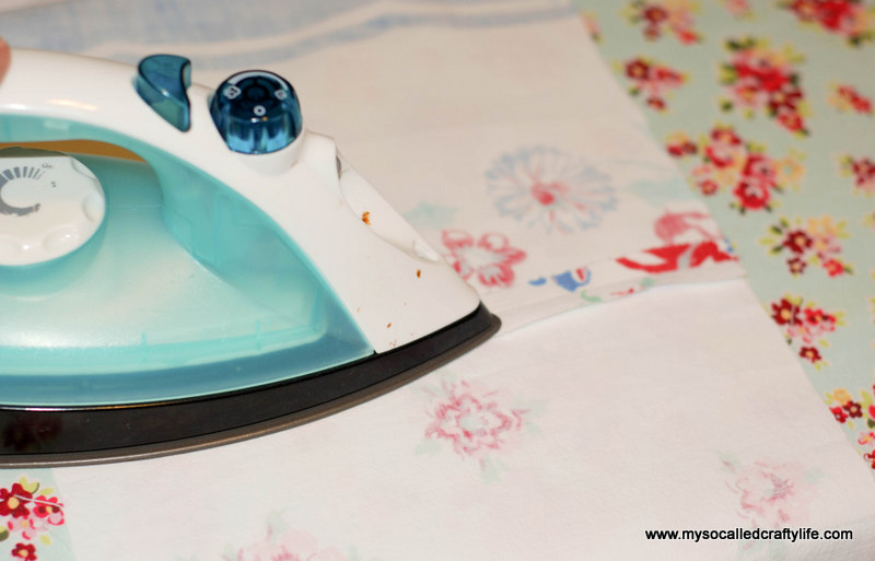 35 DIY Upcycled Vintage Tablecloth Apron