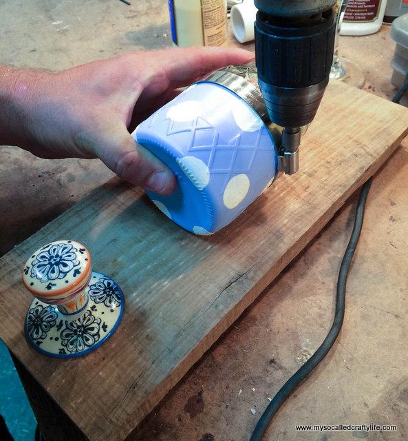 13b DIY Mason Jar Reclaimed Wood Wall Hanging