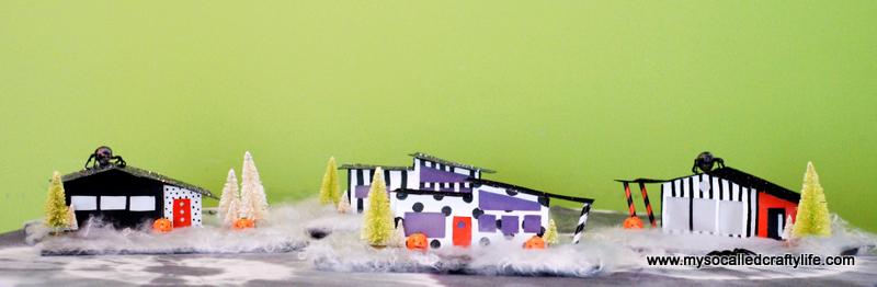 09 DSC 0165 3 DIY Mid Century Modern Halloween Village