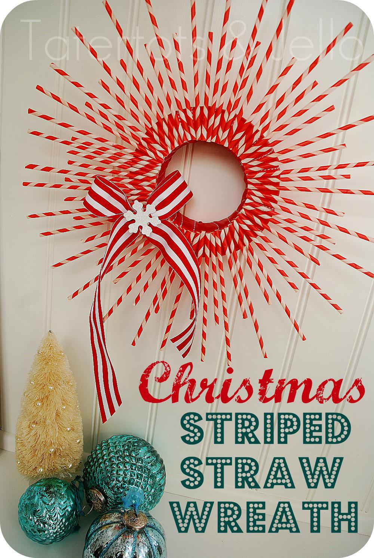 101 12 Fabulous DIYs of Christmas Round Up