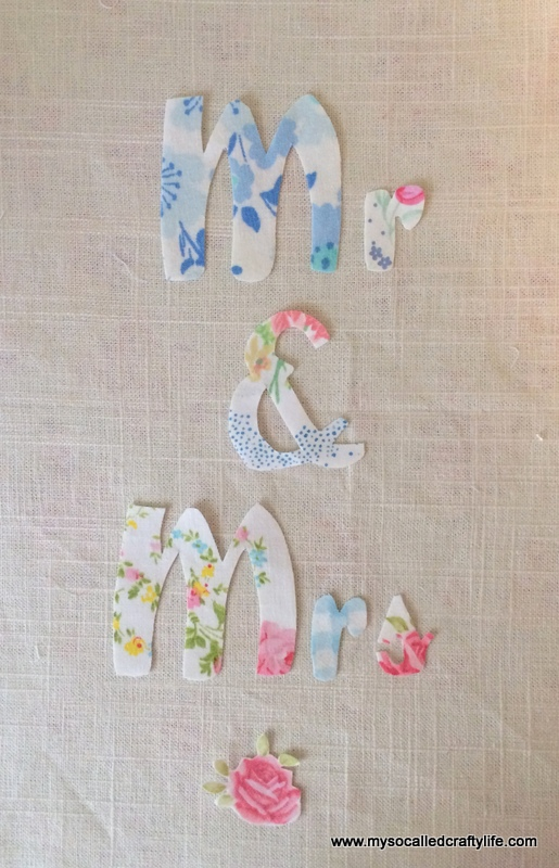 12 IMG 7583 DIY Vintage Fabric Patchy Personalized Hoop Art