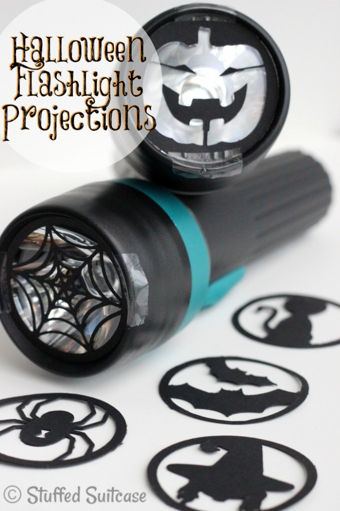 DIY Halloween Flashlight Projections Craft 682x1024 Halloween DIY Round Up  October 2014