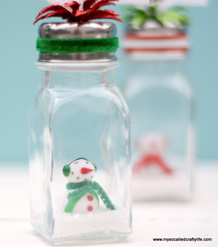 19 DSC 0205 DIY Salt Shaker Christmas Photo Holders