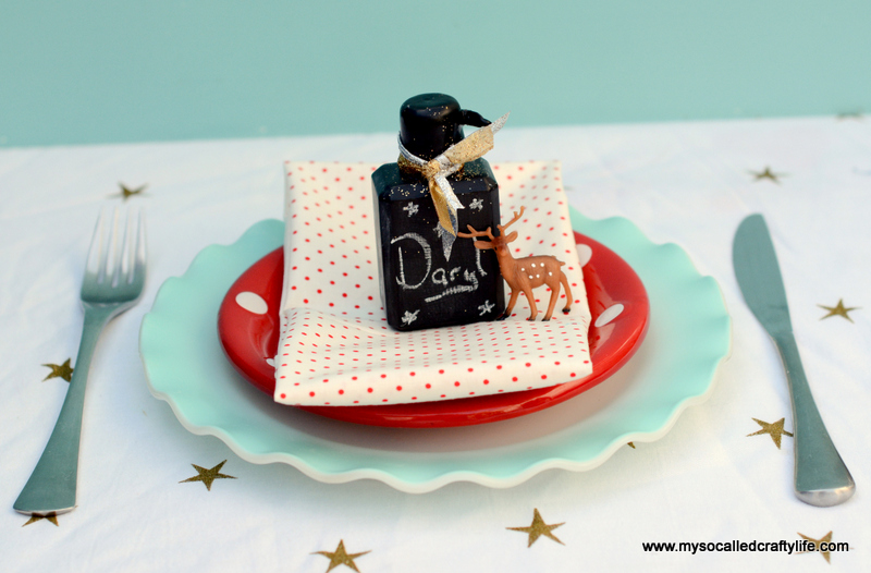 06 DSC 1140 Easy Chalkboard Mini Liquor Bottle Favor Place Cards