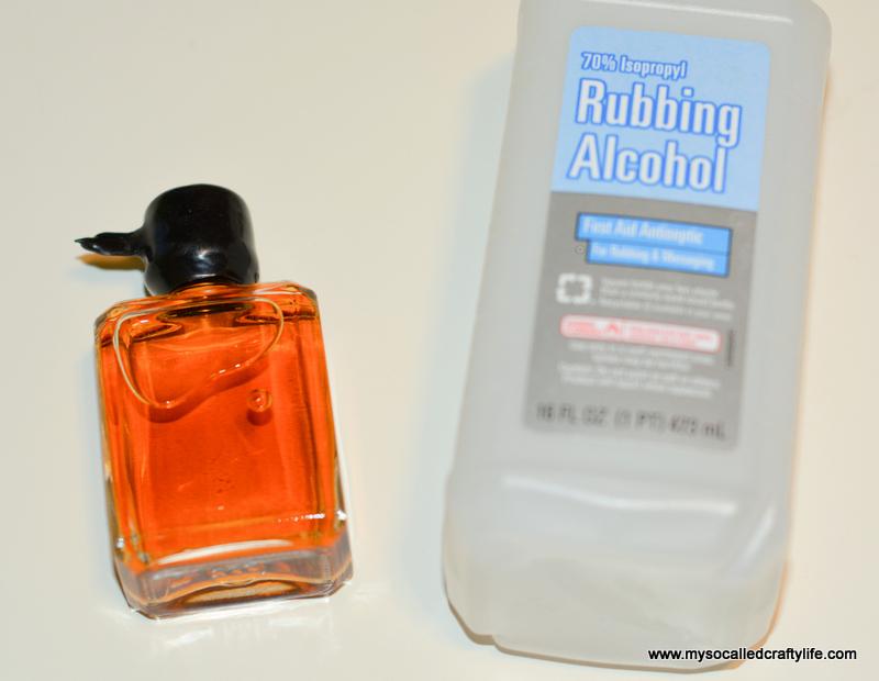 10 DSC 1130 Easy Chalkboard Mini Liquor Bottle Favor Place Cards