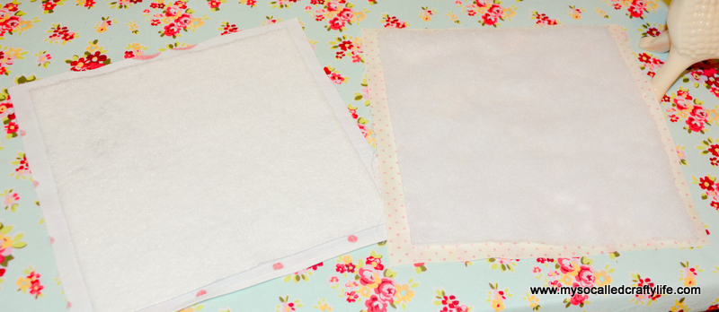 12 DSC 0853 Handmade Gifts 2014  Easy Vintage Tablecloth Fabric Handmade Hot Pads