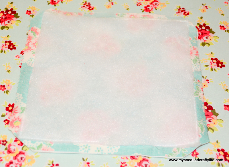 18 DSC 0859 Handmade Gifts 2014  Easy Vintage Tablecloth Fabric Handmade Hot Pads
