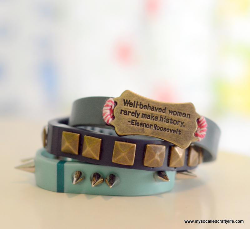 1 DSC 1201 Fit Bit Flex Band Bracelet Revamp