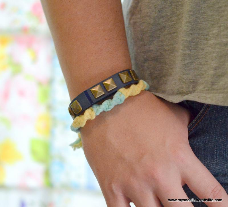 4 DSC 1193 Fit Bit Flex Band Bracelet Revamp