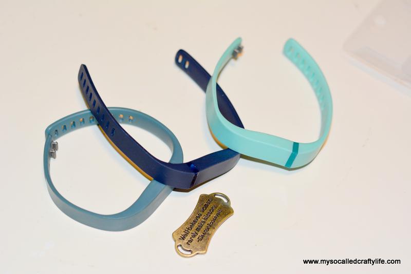 8 DSC 1152 Fit Bit Flex Band Bracelet Revamp