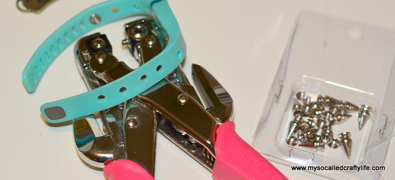 9 DSC 1154 Fit Bit Flex Band Bracelet Revamp