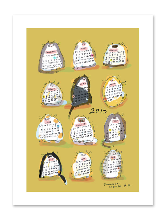 il 570xN.705030520 7njw Etsy Love  Ten Awesome 2015 Calendars