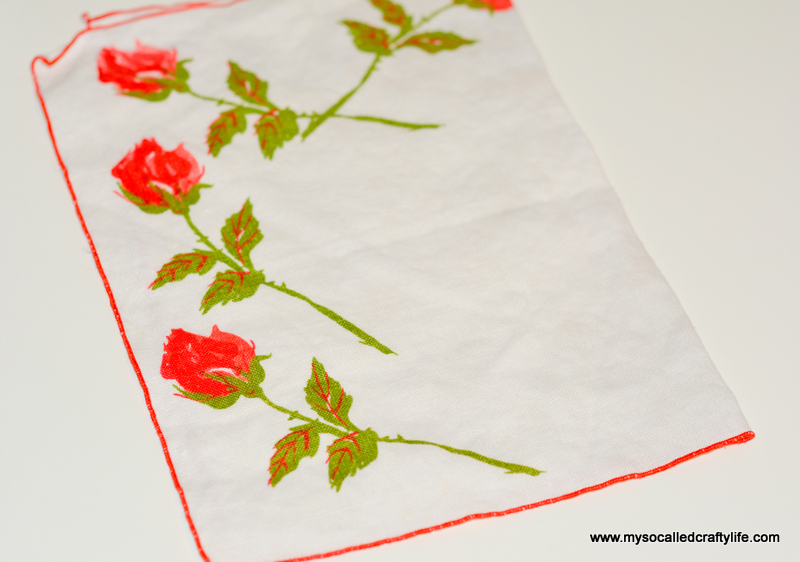 02 DSC 1436 DIY Embroidered Vintage Linen Canvas Art