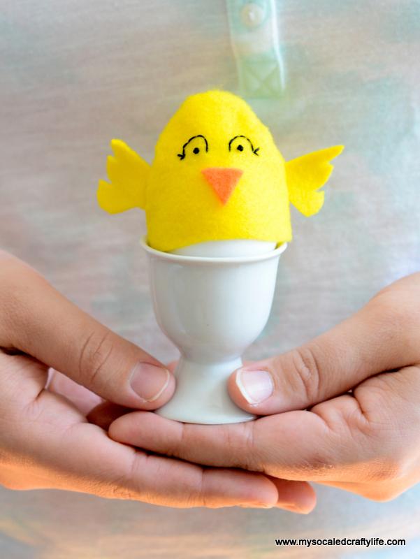 04 DSC 1871 Easy DIY Felt Easter Egg Cozies