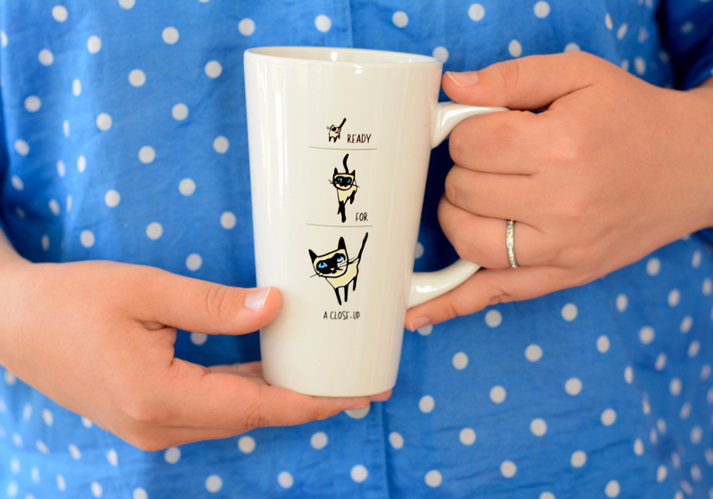 07 DSC 2940 Bad Dog Wisdom and Video Kitty Mugs, an Uncommon Goods Review