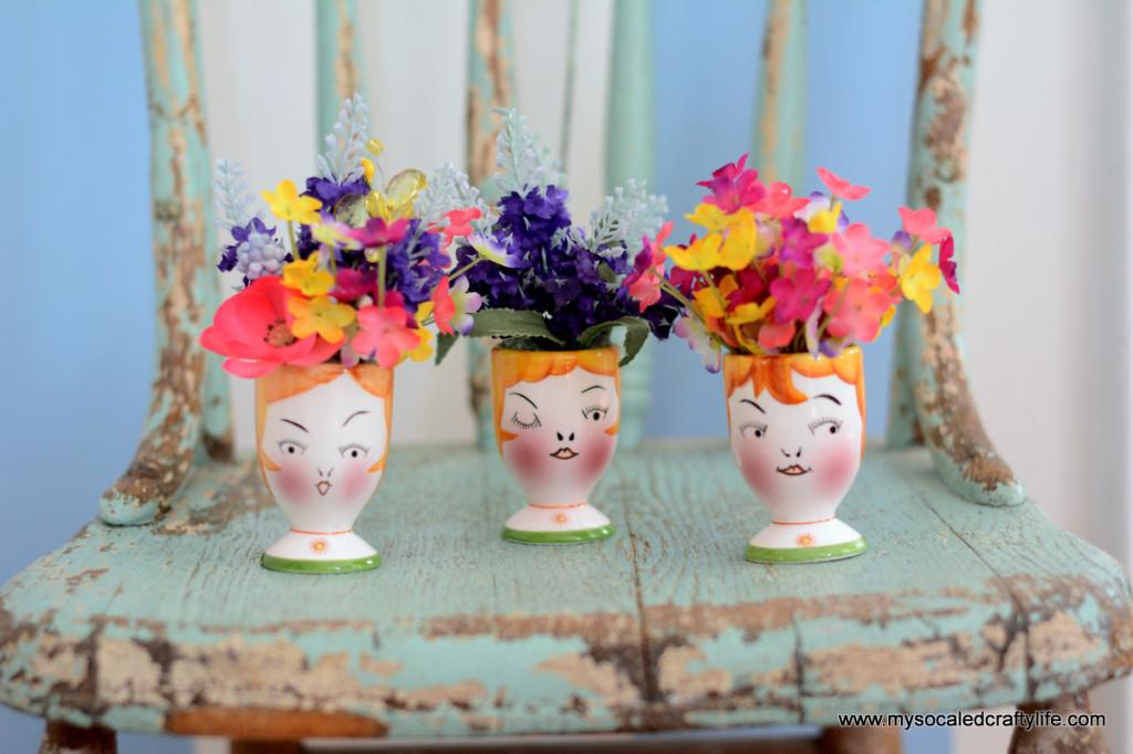 07 DSC 3592 1024x682 DIY Egg Cup Vases