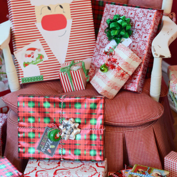 2015 Christmas Wrapping!
